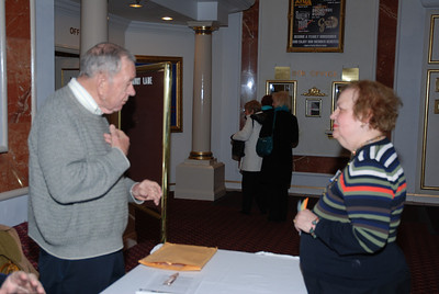 """Retirees Lunch & """"Spamalot"""" on 3/2/11"""
