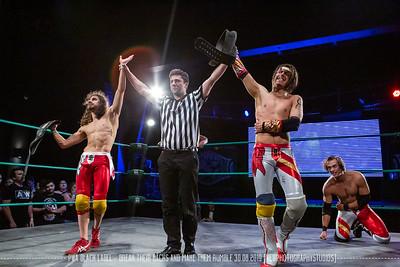 PWA - Break Their Backs and Make Them Rumble 30.08.2019