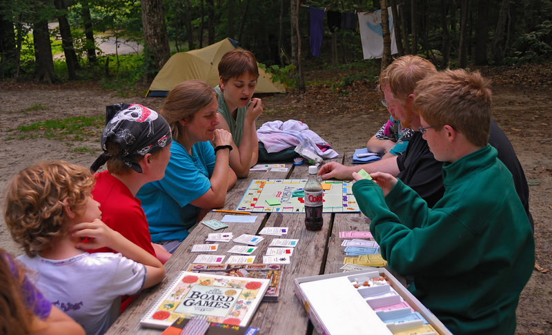 Playing Monopoly in camp   (Jul 03, 2006, 05:28pm)