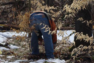 Leek Hunting 3-30-08