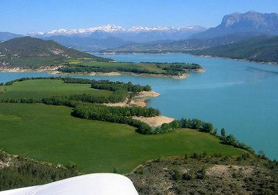 Una bonita pista en Huesca 2006