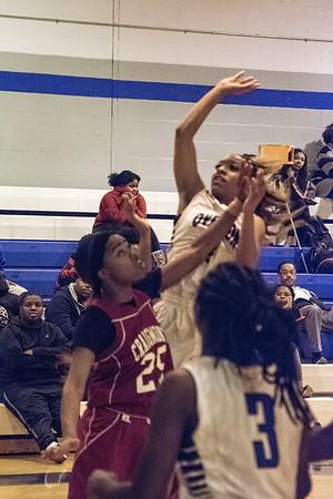 2017/18 Girls Basketball