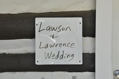 Lawrence Wedding 2016
