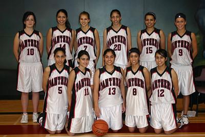 Senior Girls Basketball 2007