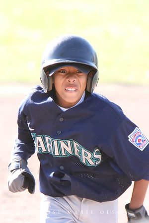 Fremont Little League - Mariners