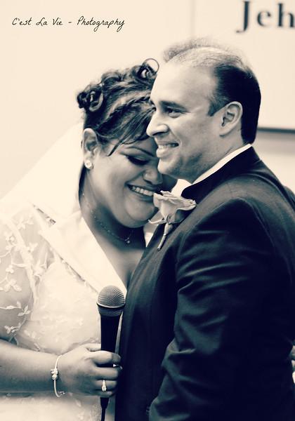 Wedding of Olga and Daniel - May 3, 2013