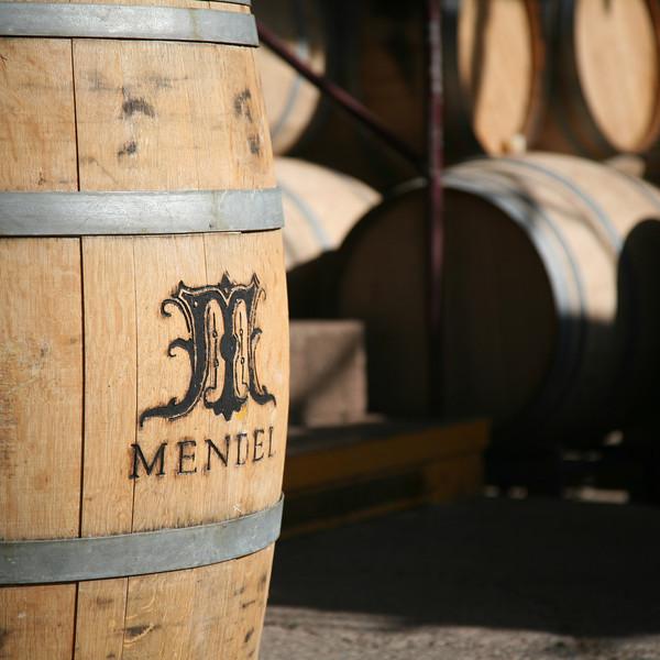 Mendel winery, Mendoza, Argentina.