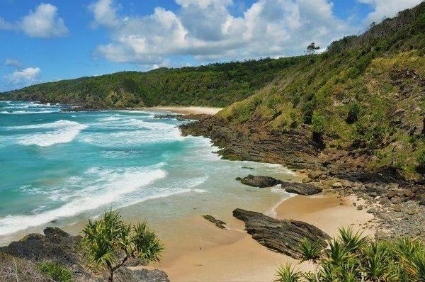 australian east coastline