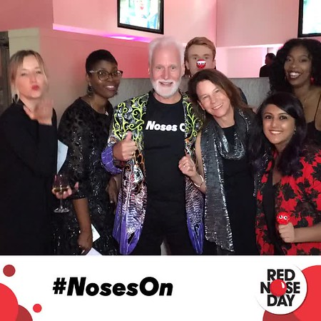 NBCU Red Nose Day NYC GIFographer MP4s