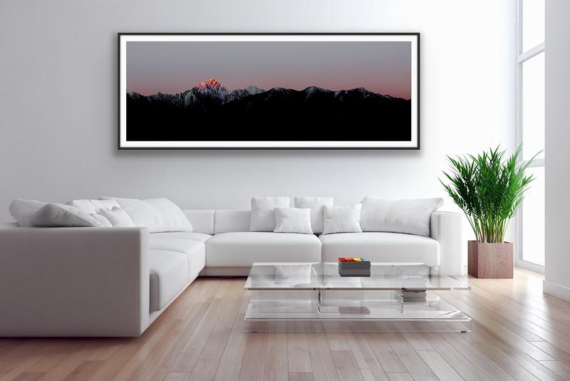 'Last light' Fine Art Print Framed/Unframed