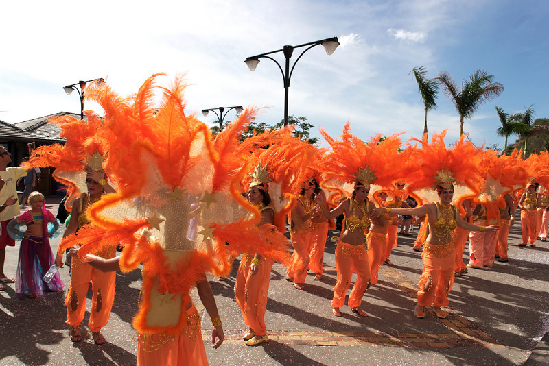 Saint Barth - Carnival 2009, Gustavia