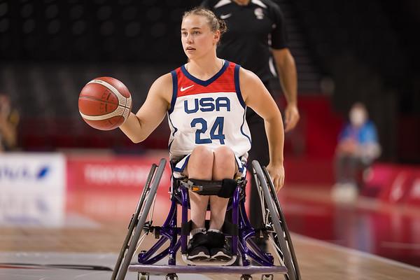 8-26-2021 Women's United States vs. Spain