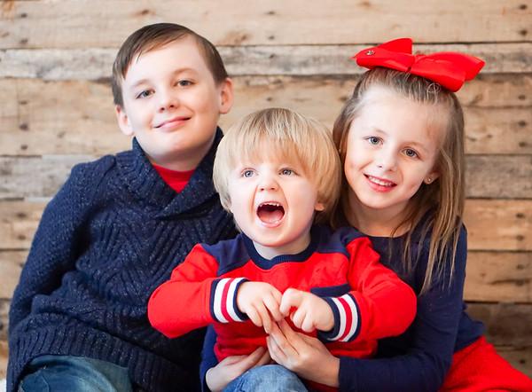 The Mckee Kids