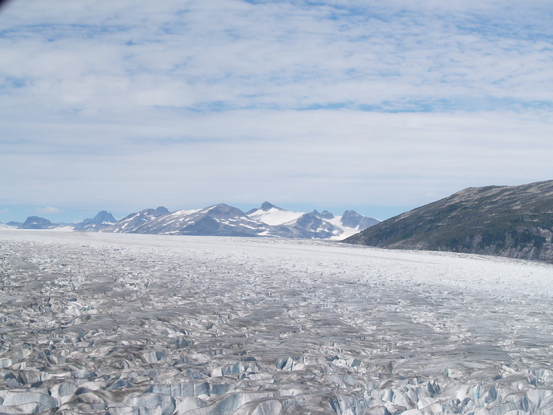 Taku Glacier