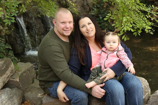 Corey Adamson's Family
