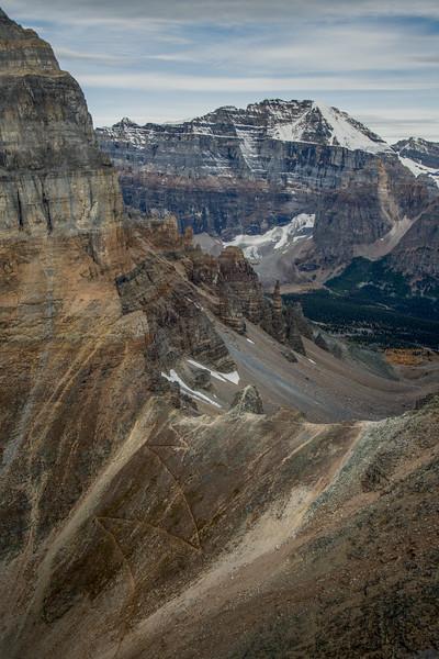 Banff National Park Fall Aerials