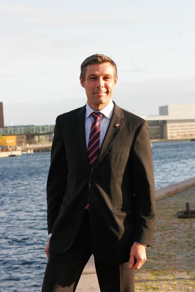 Steen Hommel, Danish ambassador in Poland, Copenhagen, Denmark, 2013