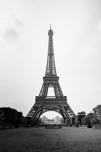 You know you are in Paris