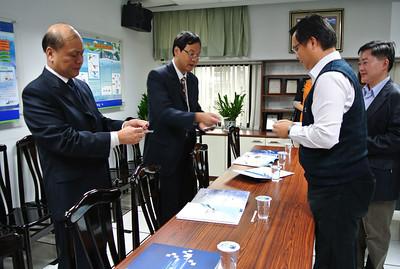 20121207 湖南長沙中南大學參訪