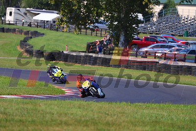 Race 4 Rookies Cup