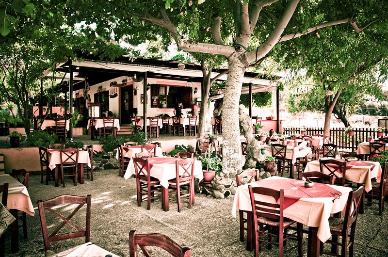 Taverna, Petra, Lesvos, Greece
