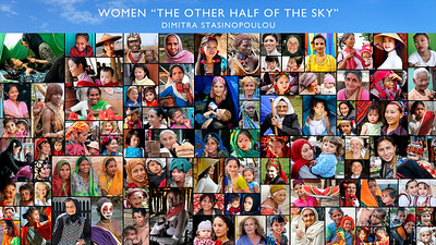 "WOMEN   ""THE OTHER HALF OF THE SKY"""