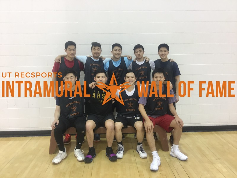 Spring 2018 Basketball Orange C Runner Up ABSA Mens