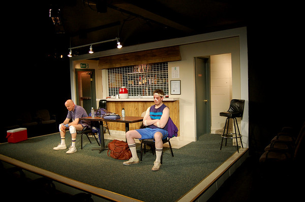 NOT A GAME FOR BOYS (A Red Orchid Theatre)