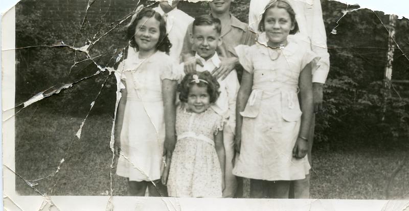 Right side Bill, Fran, Mary