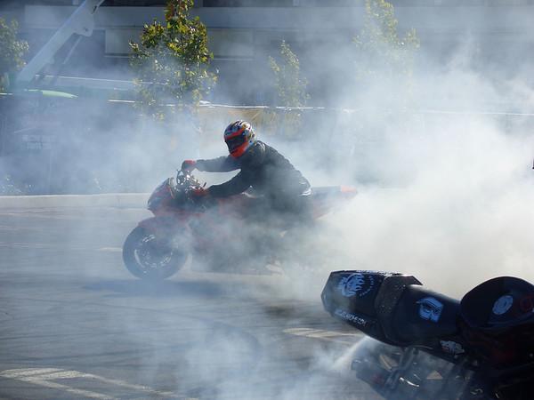 Motorcycle Mayhem, Sept. 2006