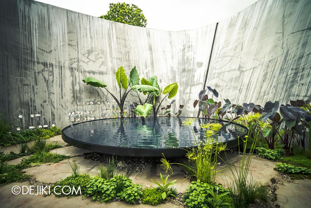 Singapore Garden Festival 2016 - Landscape Garden - Silence by Andrew Wilson & Gavin McWilliam