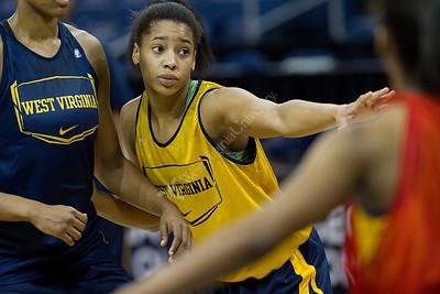28213 WVU Women's NCAA 2012 1st  2nd  Rounds March 2012