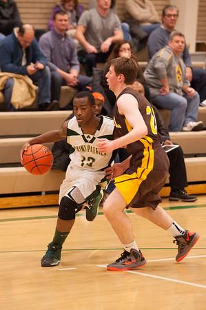2014-02-07 Basketball Alumni Night