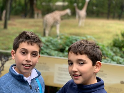 MLS Field Trip to Bronx Zoo - October 8, 2019