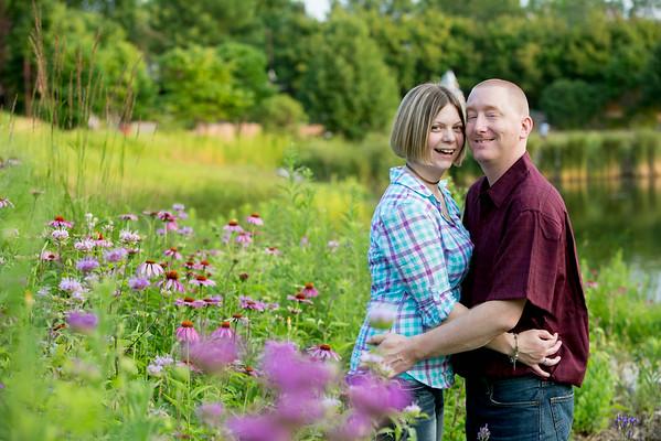 Brad & Vicky Engaged