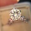1.59ct Round Brilliant Diamond Ring GIA J SI1 16