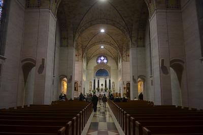 Basilica at St. Cyril