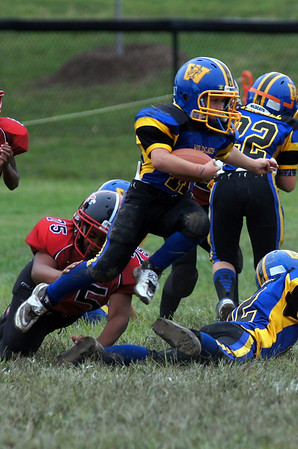 2011 Wentzville Wildcats, 9-17 vs Kirkwood Falcons
