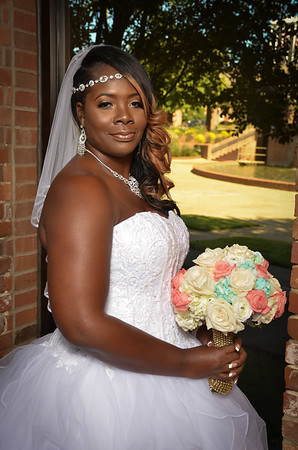 Chimere and Dontavis Wedding