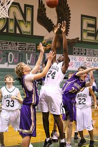 Boys Jv. and Varsity vs, Eustace, Feb. 16, 2010