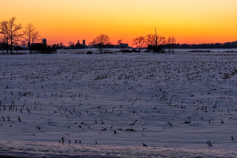 sunset over the Webber's barn 2-16-20-24.jpg