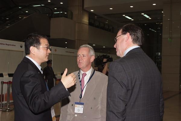SIU2009_Welcome Reception