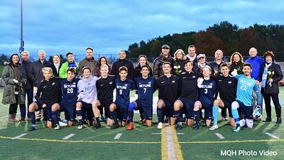 Skyline Men's Soccer