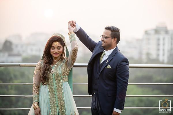 Usha & Rizwan Engagement