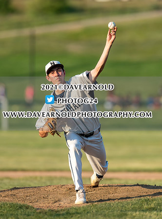 5/26/2021 - Varsity Baseball - Milton vs Needham