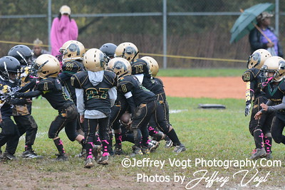 10-11-2014 Montgomery Village Sports Association Chiefs vs Lamond Riggs Steelers Super Tiny Mites, Photos by Jeffrey Vogt Photography