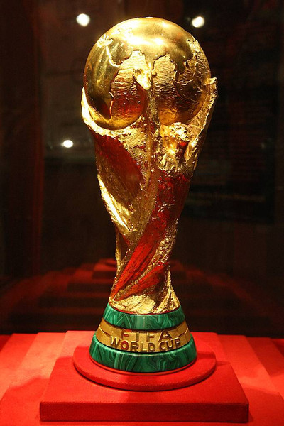 Spain 2012 - Day 4 - Soccer Museum & World Cup