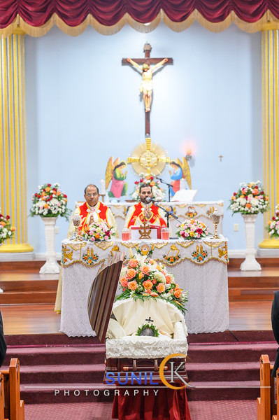 Mary Poothakary Funeral