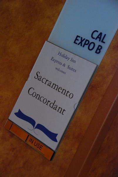 2011.08.07 - 08 Sacto Concordant Conference 2011