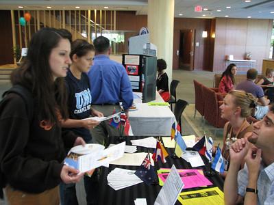FedEx Global Education Center Open House, September 2008